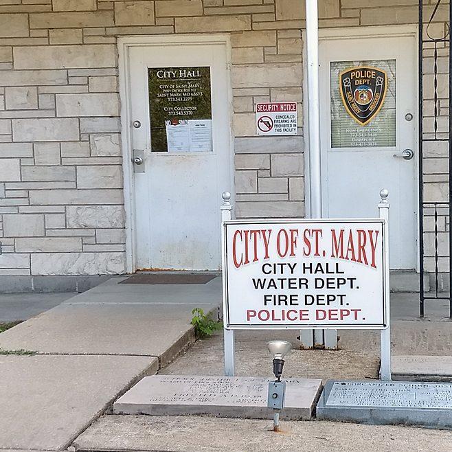 St. Mary City Hall